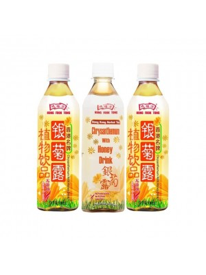 Hung Fook Tong Chrysanthemum with Honey Drink 3x500ml
