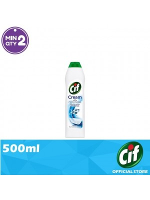 Cif Cream Original Multi Surface Cleaner 500ml