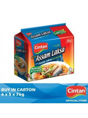 Cintan Assam Laksa 6x5x76g