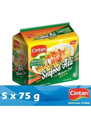 Cintan Seafood Asli 5 x 75g
