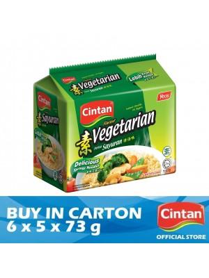 Cintan Vegetarian 6 x 5 x 73g