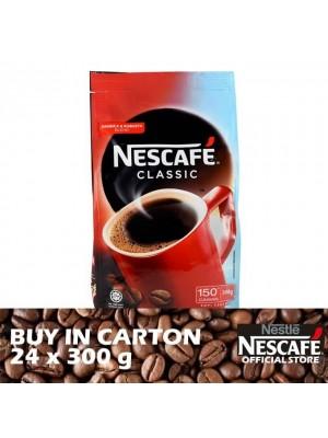 Nestle Nescafe Classic Refill 24 x 300g
