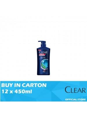 Clear Men Shampoo Cool Sport Menthol 12 x 450ml