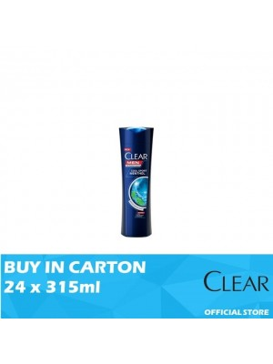 Clear Men Shampoo Cool Sport Menthol 24 x 315ml