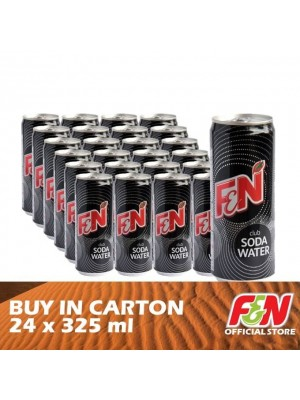 F&N Club Soda 24 x 325ml