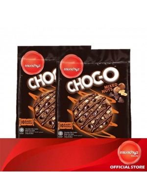 Munchy's Chocolate-O Cookies Mixed Nuts 2x235g