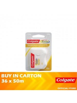 Colgate Dental Floss with Tartar Control 36 x 50m