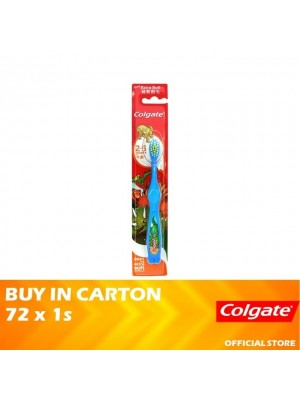 Colgate Kids Dinosaur Toothbrush Extra Soft 2-5 Years 72 x 1s