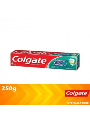 Colgate Maximum Cavity Protection Fresh Cool Mint Toothpaste 250g