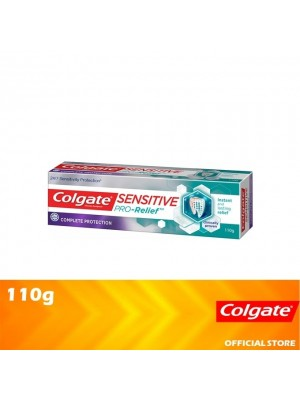 Colgate Sensitive Pro Relief Complete Protection Toothpaste 110g