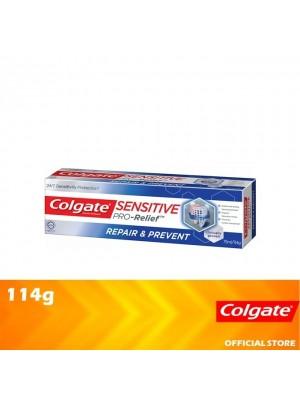 Colgate Sensitive Pro Relief Repair & Prevent Toothpaste 114g