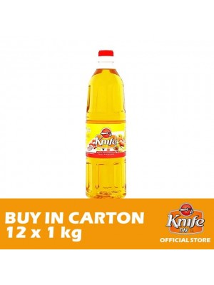 Knife Cooking Oil 12 x 1kg