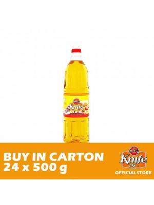 Knife Cooking Oil 24 x 500g