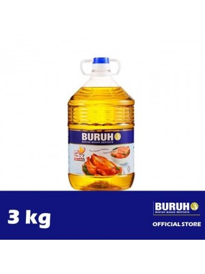 Buruh (Labour) Refined Cooking Oil 3kg