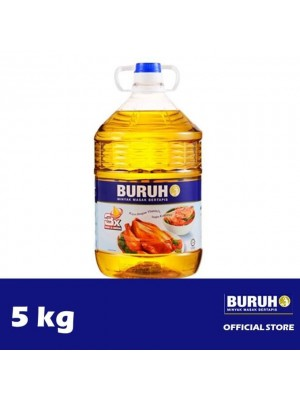 1C. Buruh (Labour) Refined Cooking Oil 5kg [Essential]
