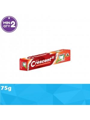 Crescent 32 Anti-Cavity Fresh Mint Toothpaste 75g