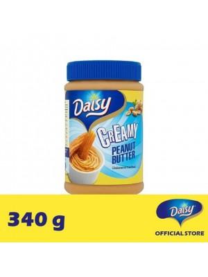 Daisy Bread Spread Peanut - Creamy 340g