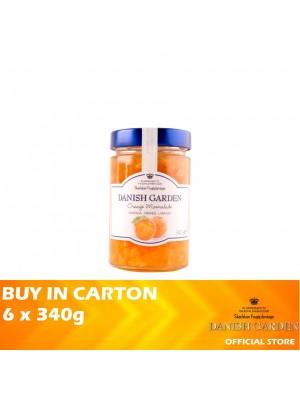 Danish Garden Classic Orange 6 x 340g