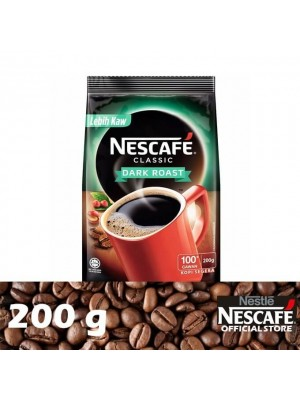 Nestle Nescafe Dark Roast Refill Pack 200g