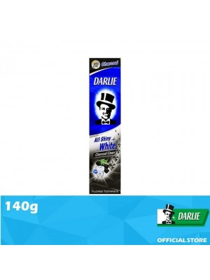 Darlie All Shiny White Charcoal Clean Toothpaste 140g