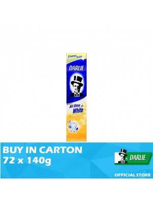 Darlie All Shiny White Enamel Care Toothpaste 72 x 140g