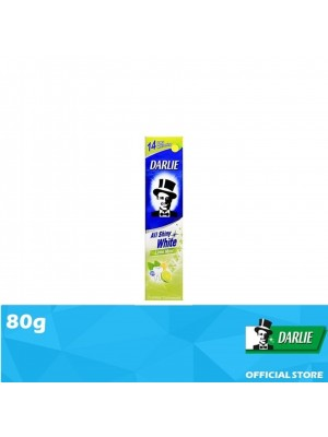 Darlie All Shiny White Lime Mint Toothpaste 80g