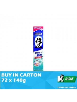 Darlie All Shiny White Salt Gum Care Toothpaste 72 x 140g