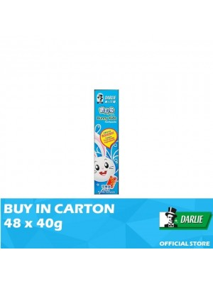 Darlie Bunny Kids Cola Flavour Toothpaste 48 x 40g
