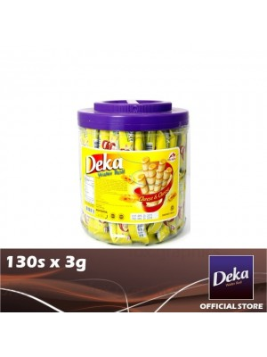 Deka Canister Cheese 130s x 3g