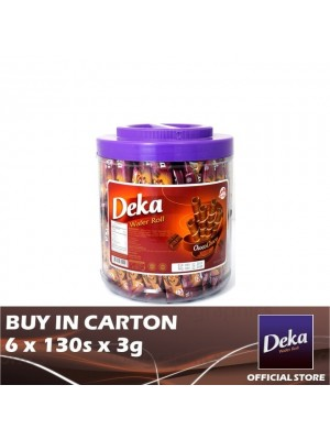 Deka Canister Choco Choco 6 x 130s x 3g
