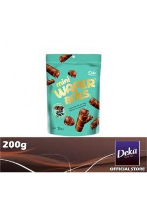 Deka Mini Wafer Bites ChocoChoco 200g