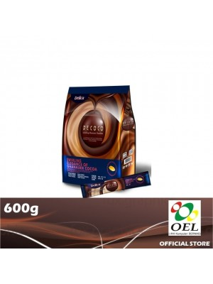 Delica Decoco Ghanaian Chocolate 600g [MUST BUY]