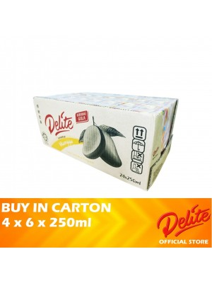 Delite Asian Drink Mango 4 x 6 x 250ml