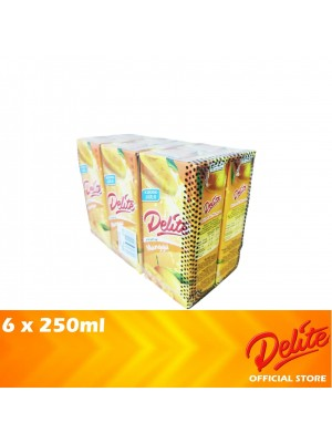 Delite Asian Drink Mango 6 x 250ml