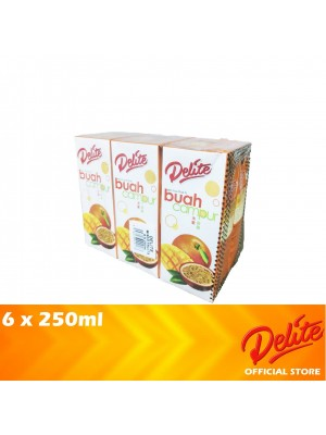 Delite Asian Drink Mixed Fruits 6 x 250ml