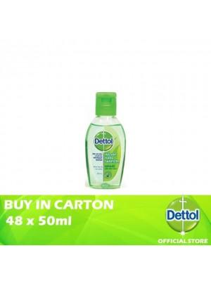 Dettol Hand Sanitizer Refresh 48 x 50ml