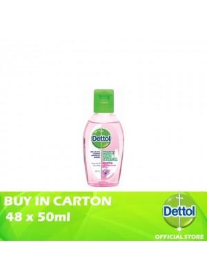 Dettol Hand Sanitizer Soothe 48 x 50ml