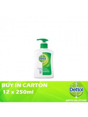 Dettol Hand Wash Original 12 x 250ml