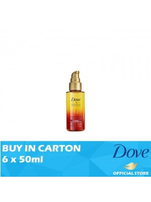 Dove Advanced Hair Series Regenerate Nourishment Serum-In-Oil 6 x 50ml