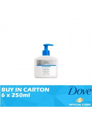 Dove DermaSeries Replenishing Body Lotion 6 x 250ml
