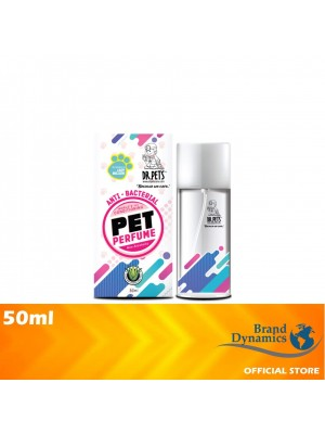 DR. Pet Anti Bacterial Pet Perfume (Lady Million) 50ml
