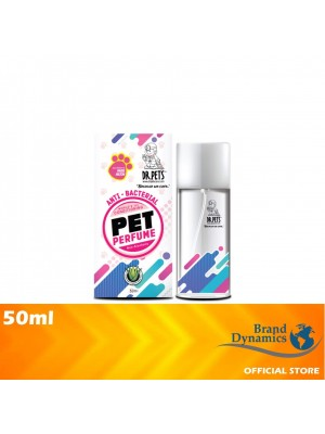 DR. Pet Anti Bacterial Pet Perfume (Paris Hilton) 50ml