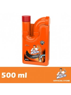 Mr. Muscle Drain Declogger 500ml