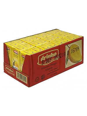 Drinho Mango Drink 24 x 250ml