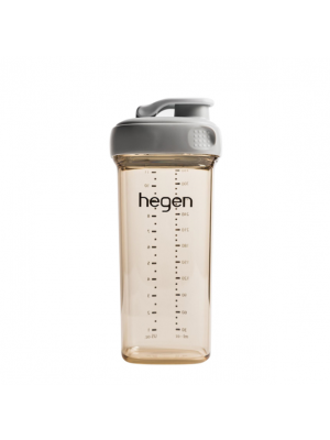Hegen PCTO 330ml/11oz Drinking Bottle PPSU (Grey)