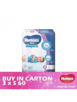 Huggies Dry Jumbo 3 x S60