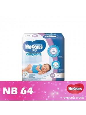 Huggies Dry Jumbo NB64