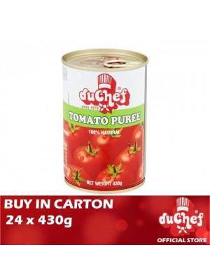 Duchef Brand Tomato Puree 24 x 430g