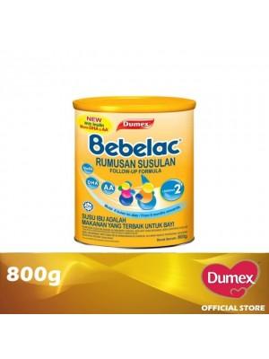 Dumex Bebelac 2 Milk Powder 6 – 36 Bulan 800g