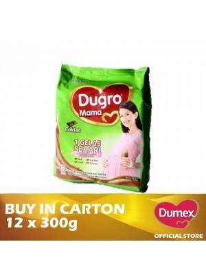 Dumex Dugro Mama Coklat Milk Powder 12 x 300g